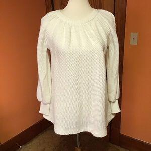 Unique loose 70s flowy vintage sweater